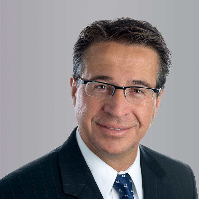 Jay Hruska Connecticut Executive Vice Chairman