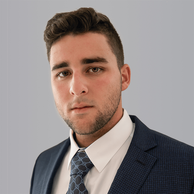 Garrett Pordes Senior Associate Fort Lauderdale
