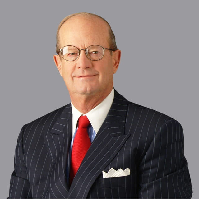 John Cushman Cushman & Wakefield Chairman