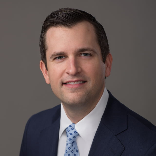 Connor Saxe Managing Director Houston