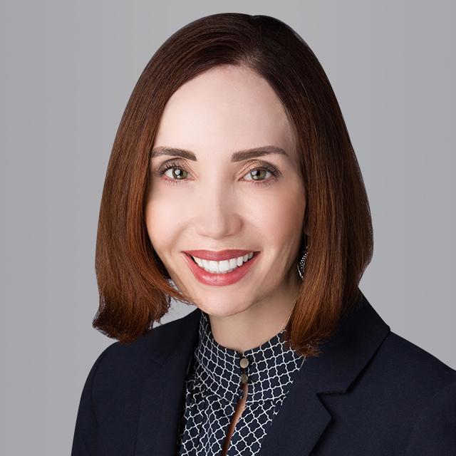 Marlene Fujita Las Vegas Executive Director