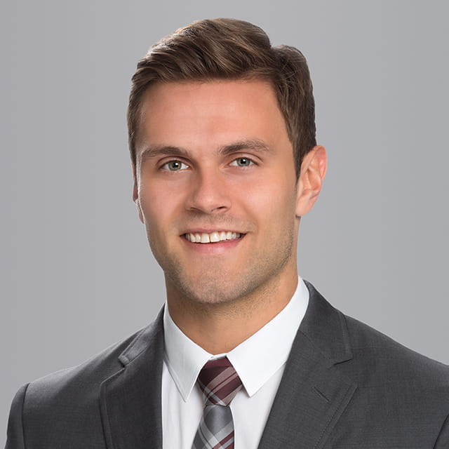Danny McNamara, Minneapolis, Associate