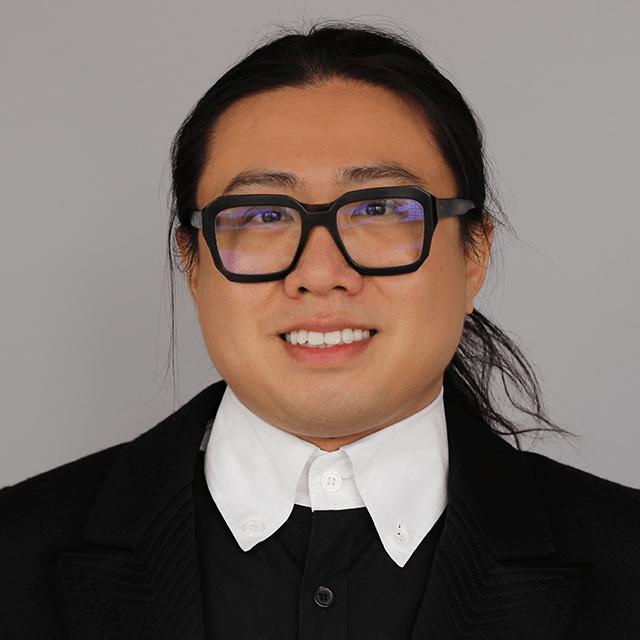 Ricky Zhang Headshot Image