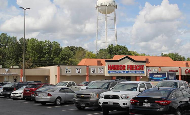 Jefferson Park Retail