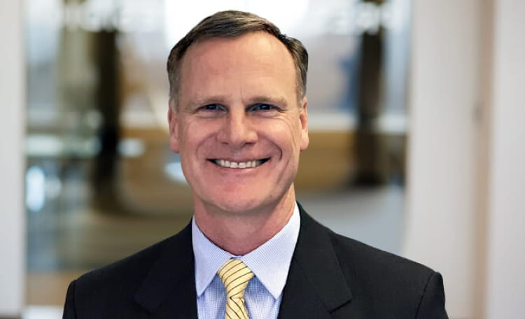 CFO Neil Johnston as Chief Financial Officer (image)