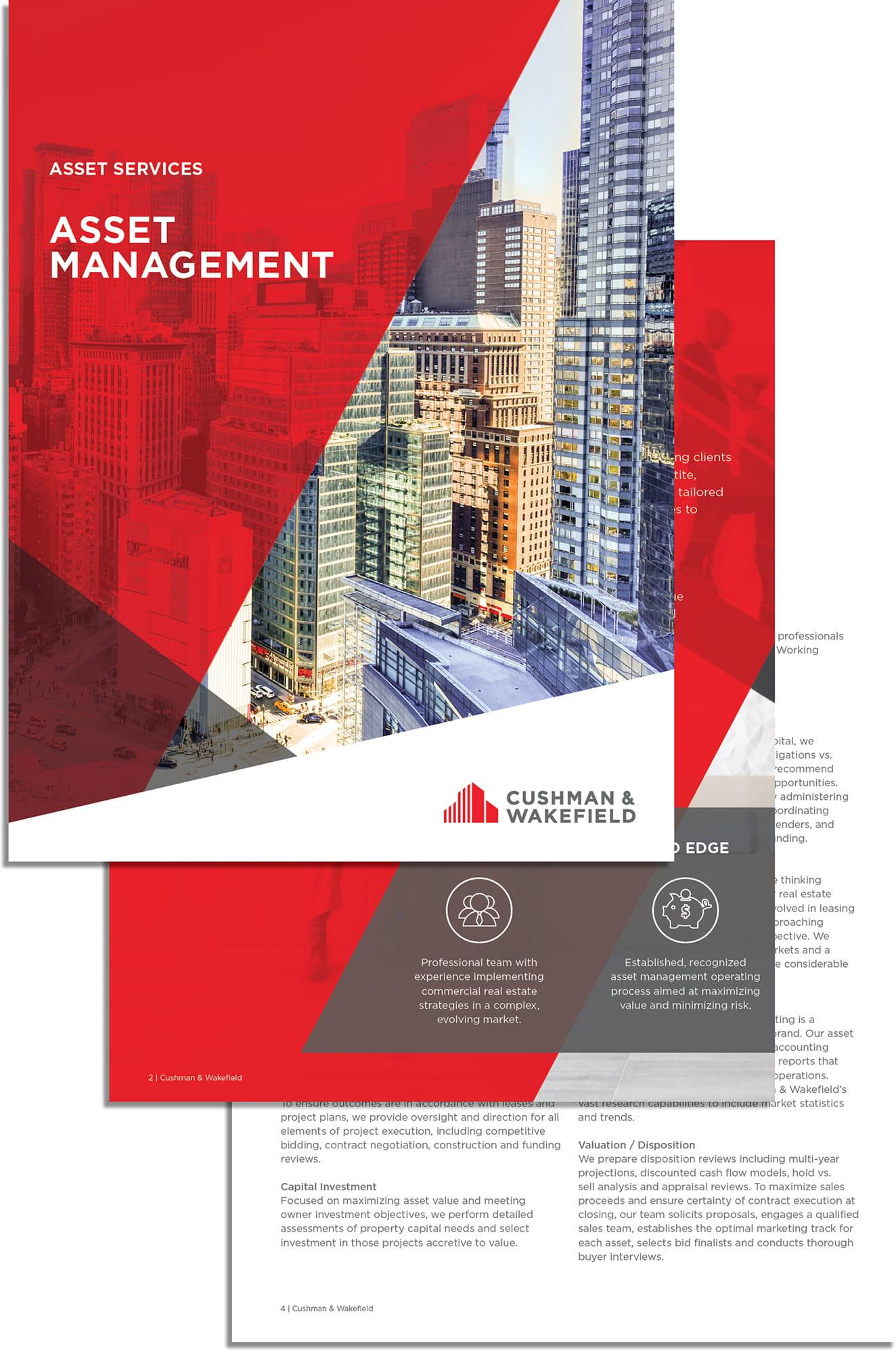 Asset Management Brochure Thumbnail