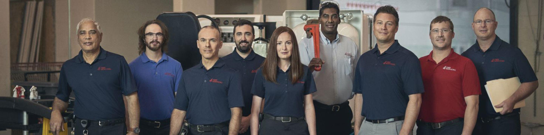 facilities management team (image)