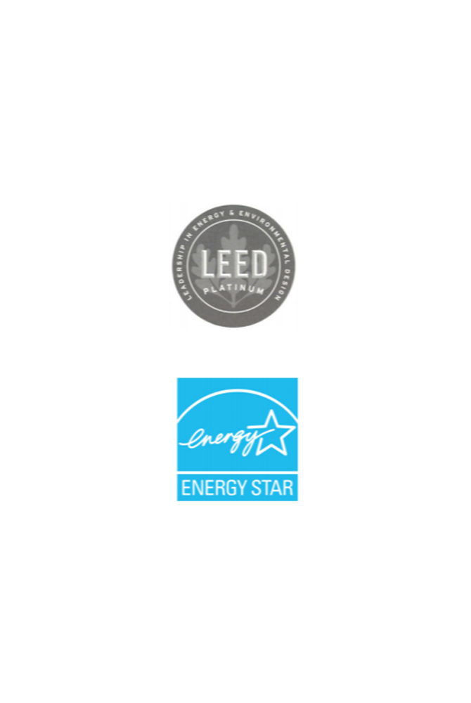 energy star and LEED partner logos (image)