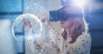 Virtual Reality Technology Image