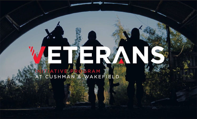 Cushman & Wakefield Veterans Initiative Video