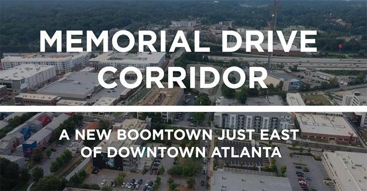 Memorial Drive Corridor Video