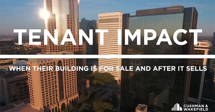Tenant Impact from Building Sales Video