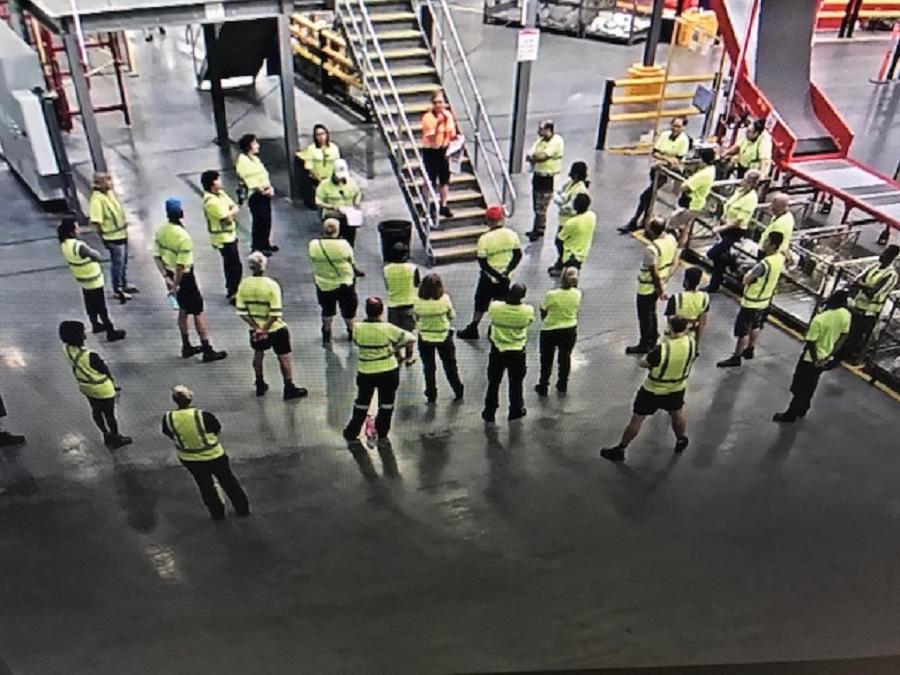 Keeping Australia's E-Commerce & Logistics Workforce Safe