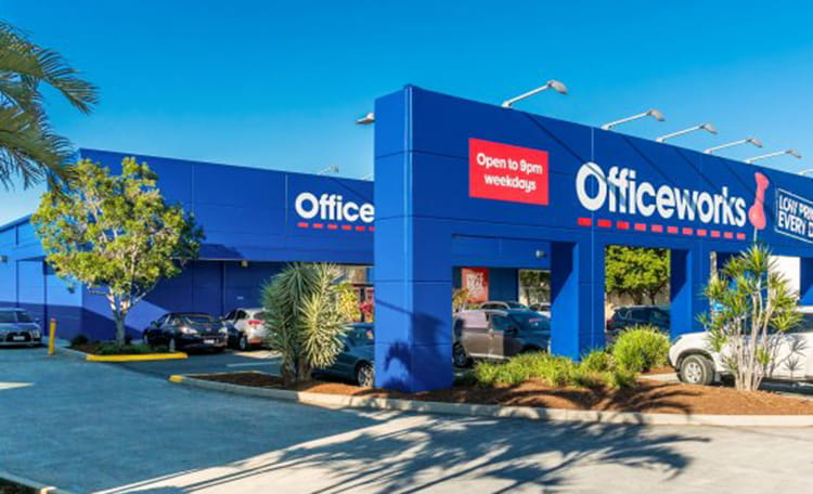 Capalaba Officeworks