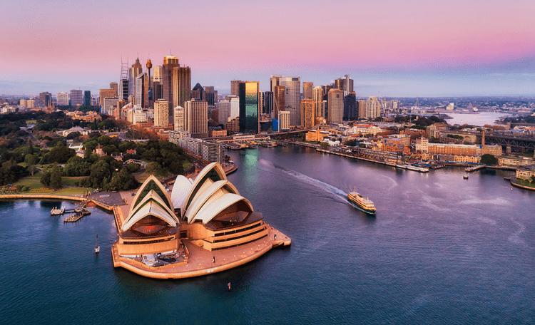 Circular Quay Sydney