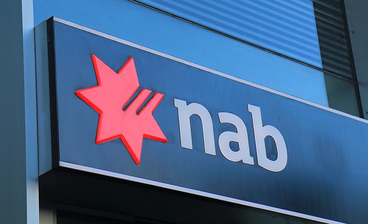 NAB Logo - source shutterstock