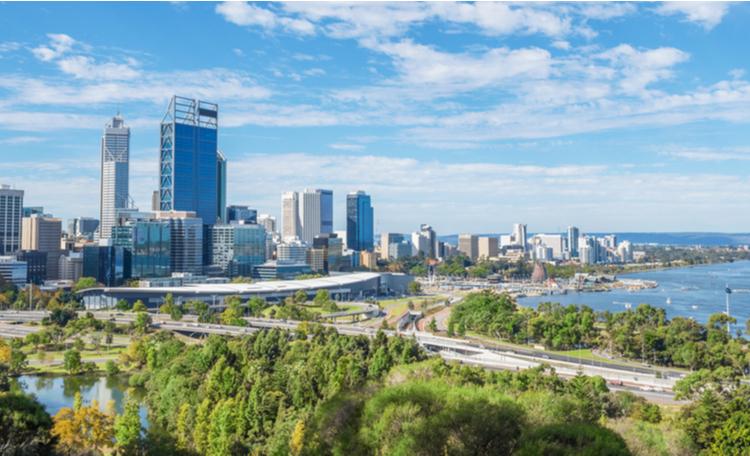 Perth CBD