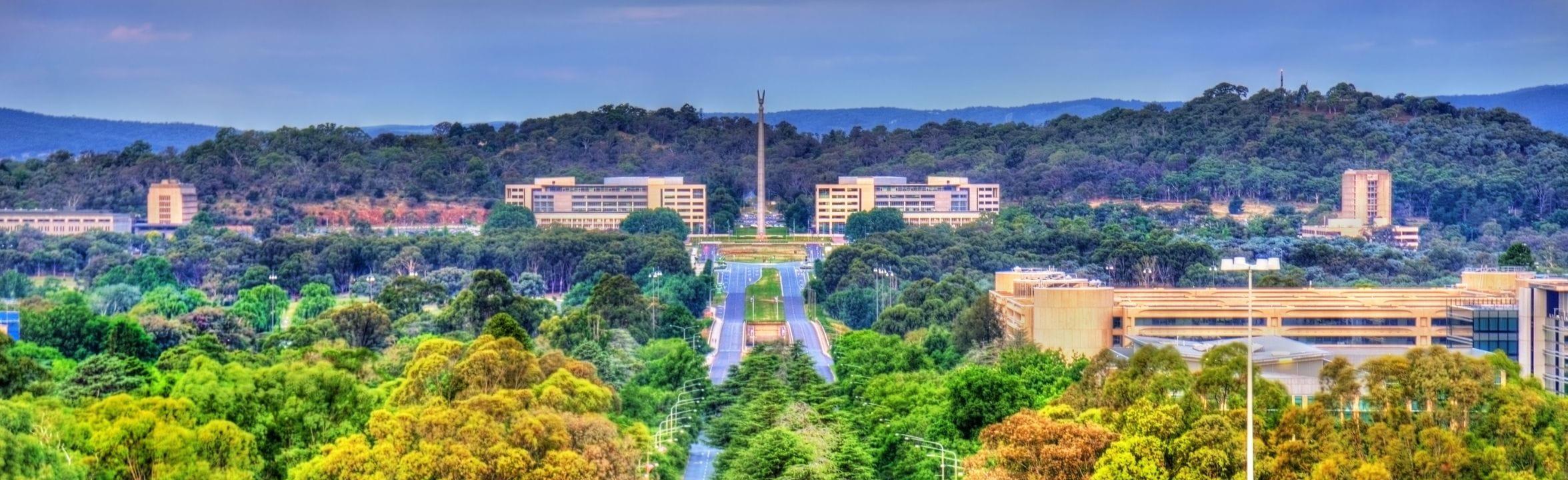 Canberra Office Full Width