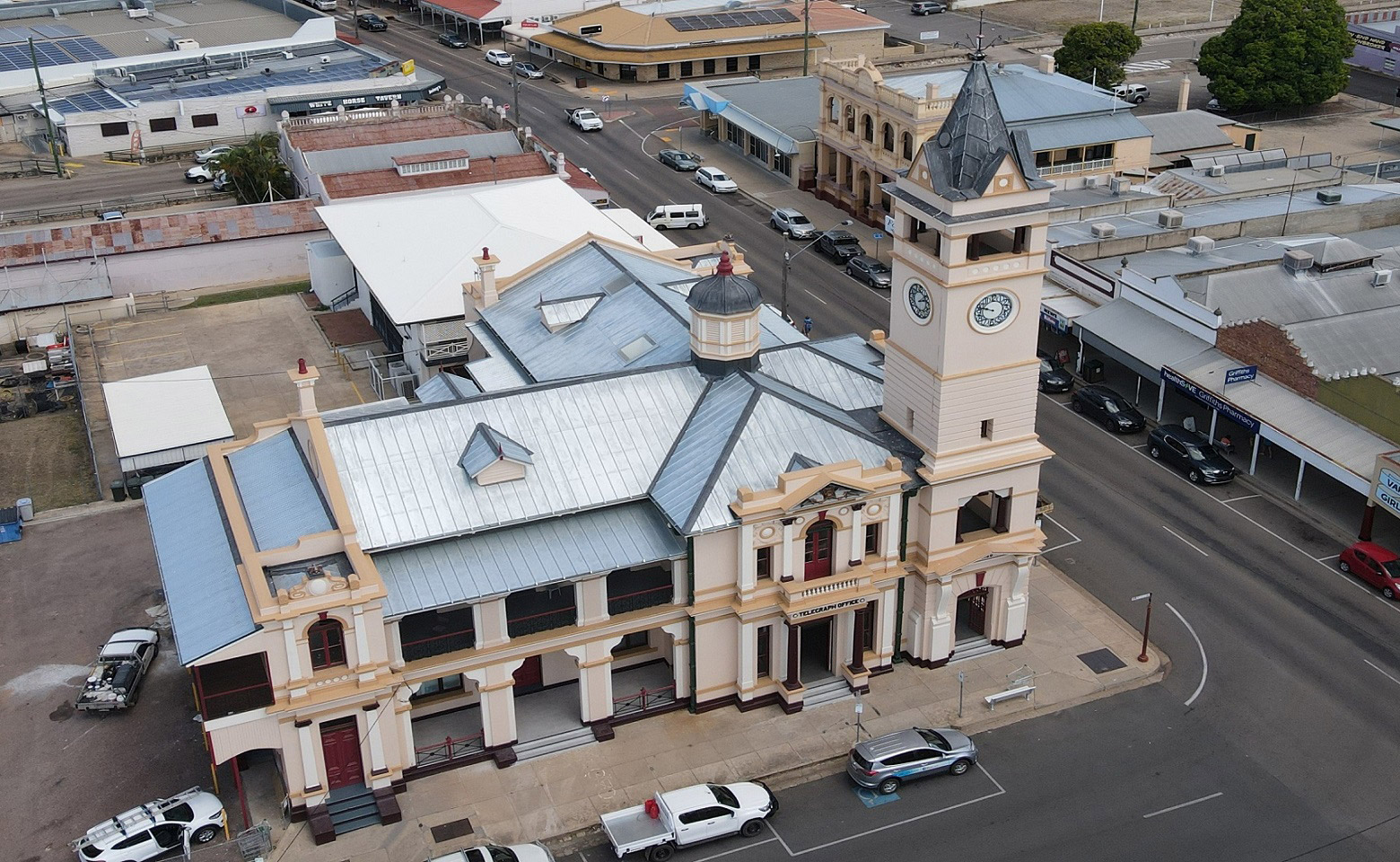 A New Lease on Life for Regional Heritage Buildings