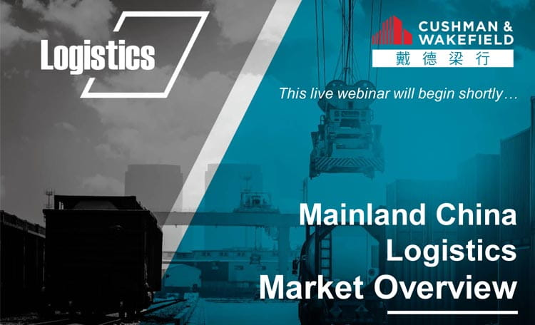 Mainland China Logistics Market Overview