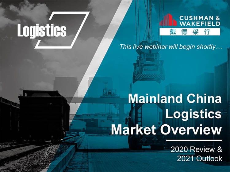 Mainland China Logistics Market Overview