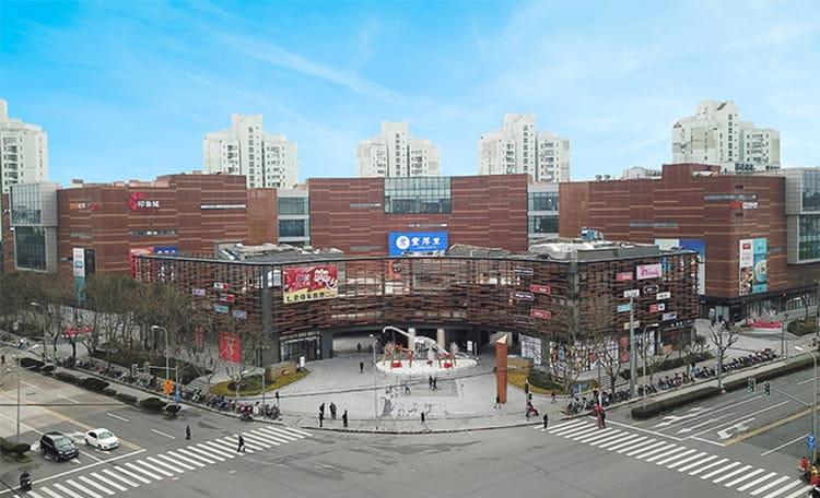 Sanlin InCity mall, Shanghai