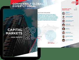 APAC Capital Markets Capability Brochure 2021
