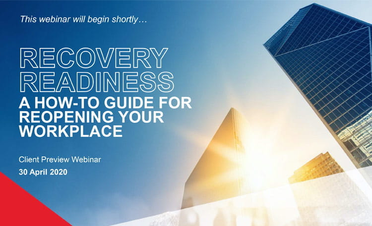 Essential Asia Pacific Insights from the Recovery Readiness Guide