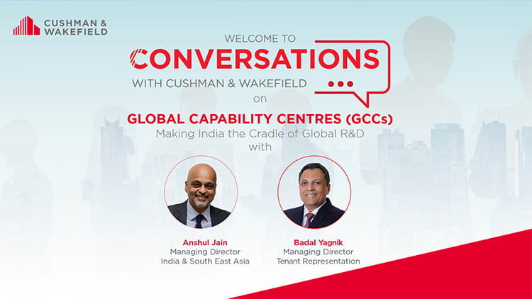 Global Capability Centres - Making India the Cradle of Global R&D