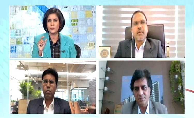 Veera Babu on NDTVs The Property Show with Manisha Natarajan
