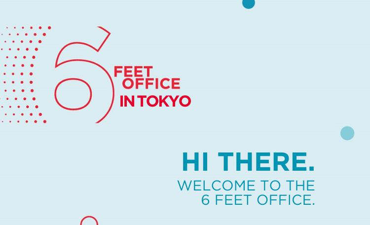 6 Feet Office in Tokyo video