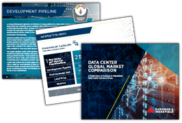 Global Data Center Market Comparison