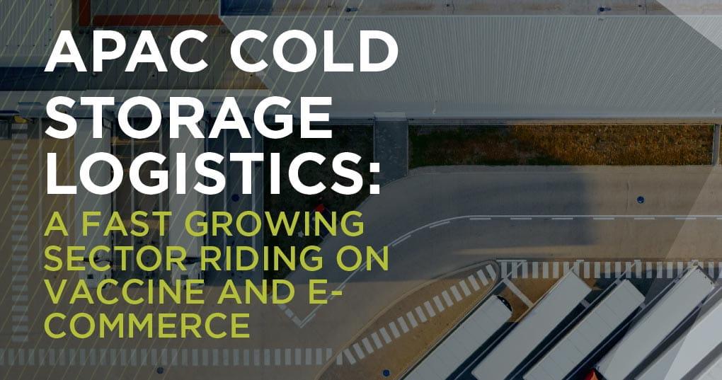 APAC Cold Storage Logistics report (Banner)
