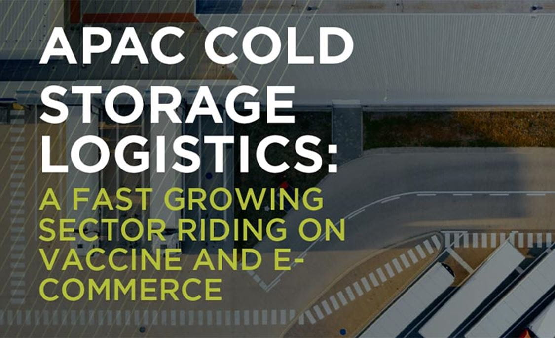 APAC Cold Storage Logistics report (Card Image)