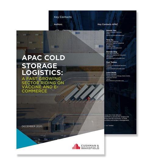 APAC Cold Storage Logistics report (Download)