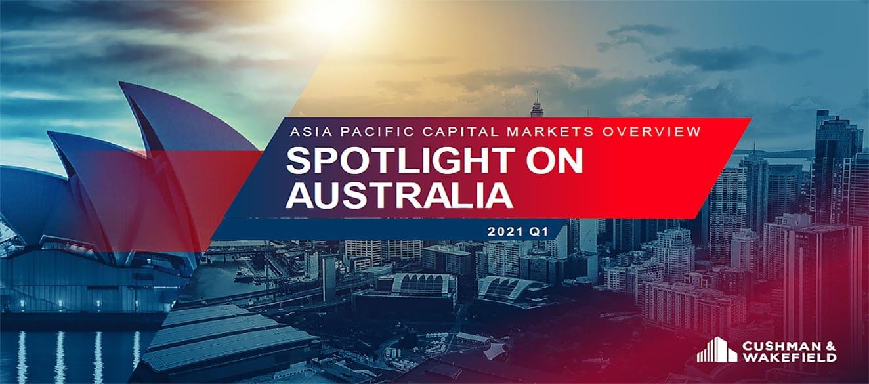 APAC Capital Markets Overview 2021 - Spotlight on Australia