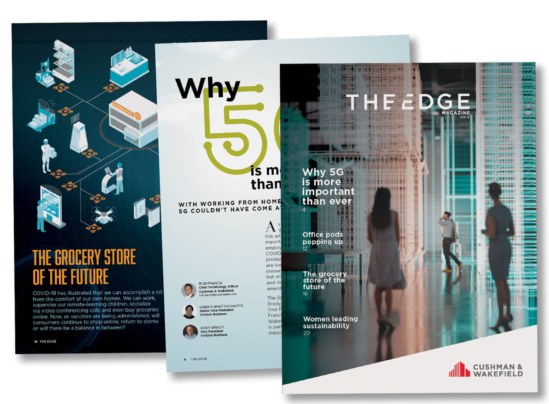 The Edge Magazine Vol 6 (image)