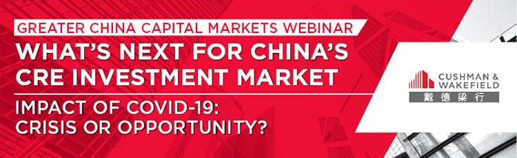 Greater China Capital Markets Webinar