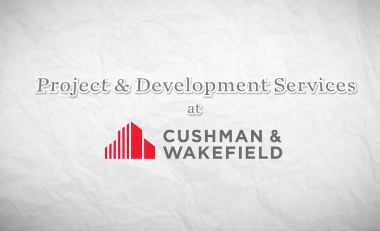 Cushman & Wakefield - Project & Development Services Occupier Journey