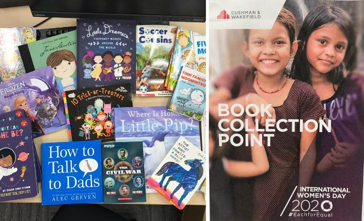 IWD - books to Jakarta