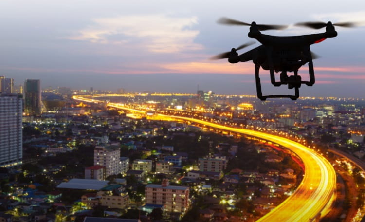 Fairfleet drones