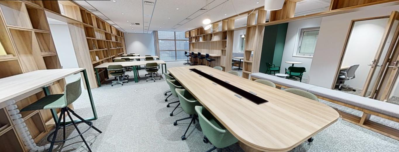 KDX Iidabashi Office