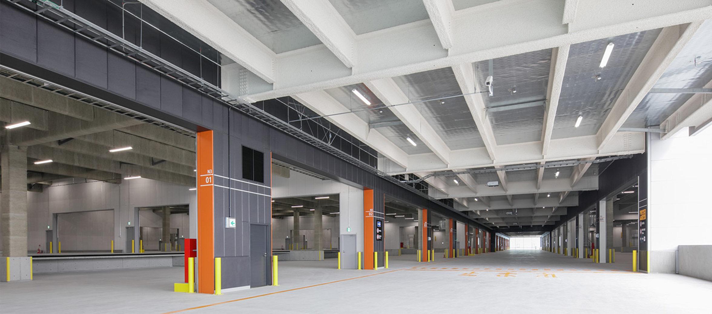 logistics-facility