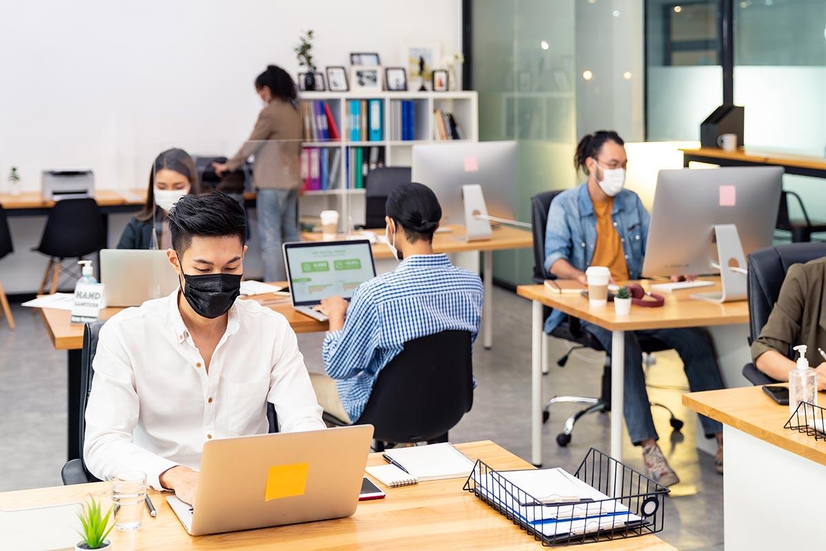 Flexible Workspace Report 2021