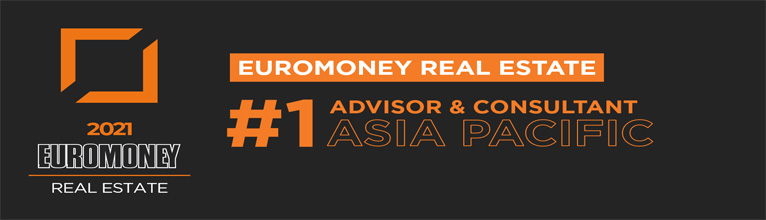 Cushman & Wakefield Named World's Best Real Estate Advisor and Consultant by Euromoney for Fourth Consecutive Yea