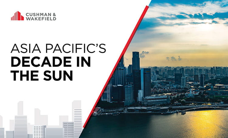 ASIA PACIFIC's DECADE IN THE SUN