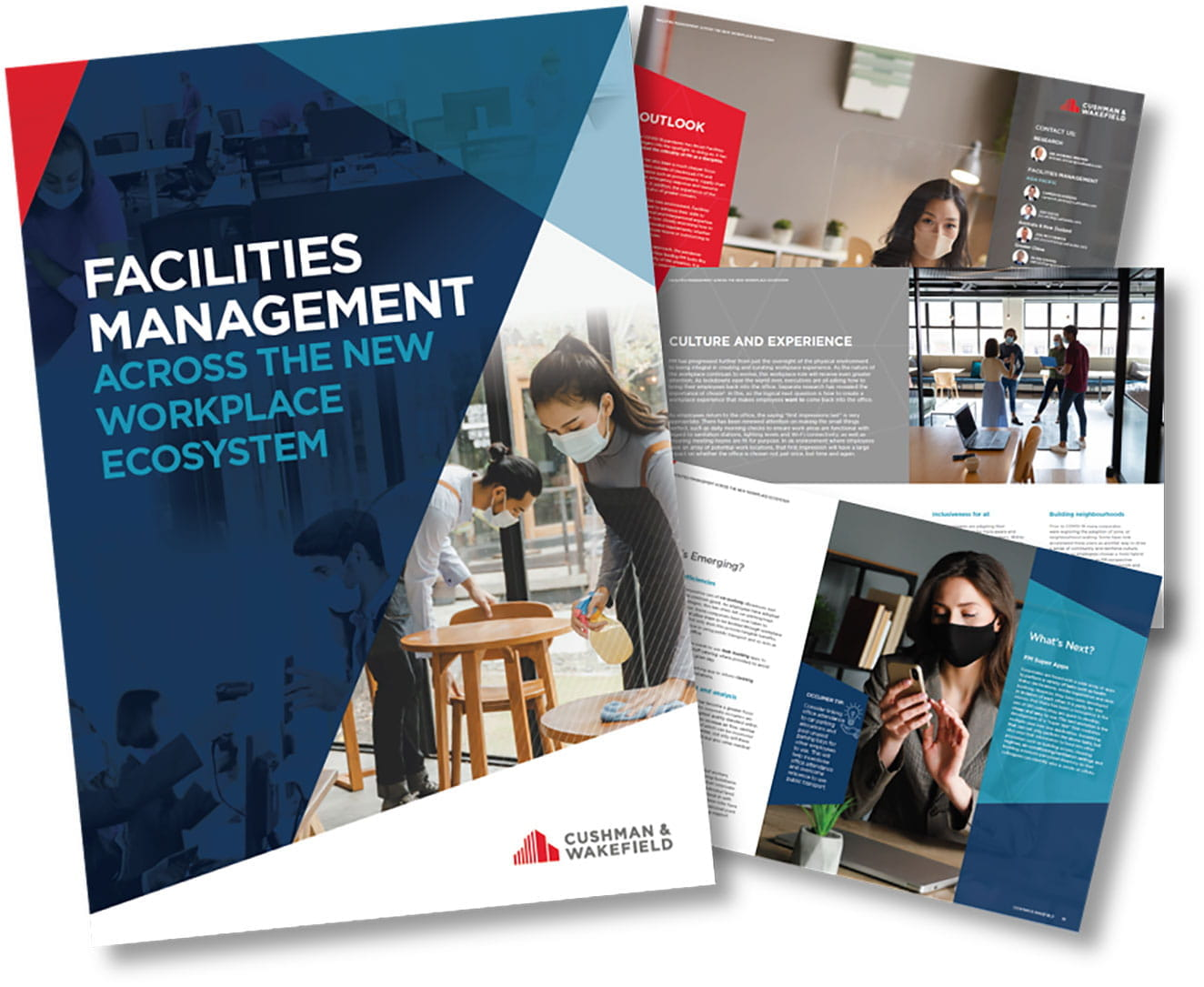 Facilities Management Across the New Workplace Ecosystem
