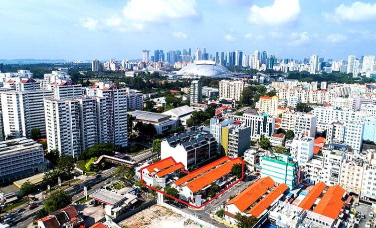 Cushman & Wakefield Brokers the Sale of Guillemard Road Residential Development Site at $93 million
