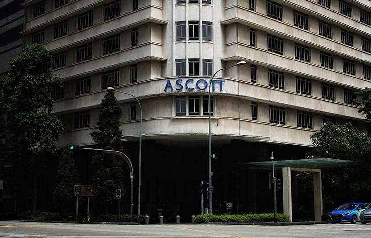 Ascott Raffles Place story header small