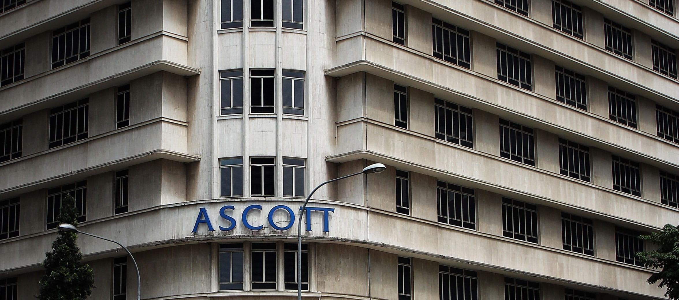 Ascott Raffles Place story header